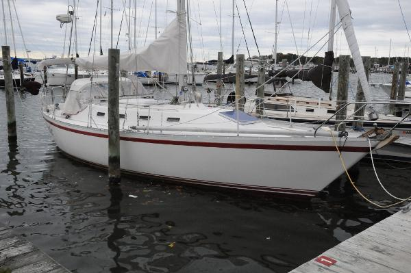 Canadian Sailcraft (CS) 36 CS 36 MAGIC