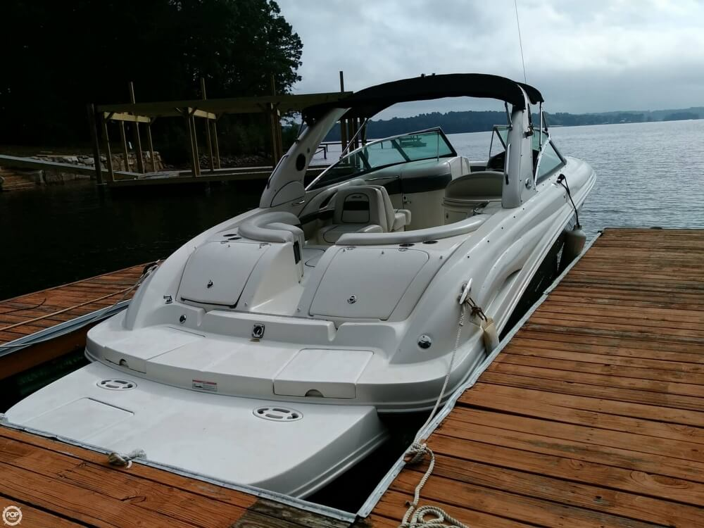 Sea Ray 290 Select EX 2007 Sea Ray 290 SunSport SLX for sale in Terrell, NC