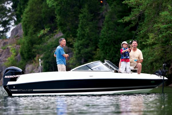Bayliner 170 Bowrider Manufacturer Provided Image