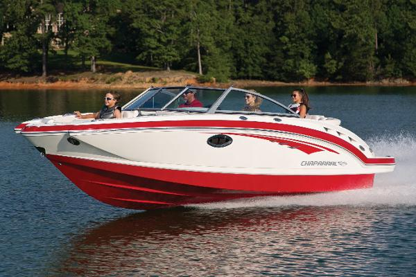 Chaparral 224 Sunesta Manufacturer Provided Image