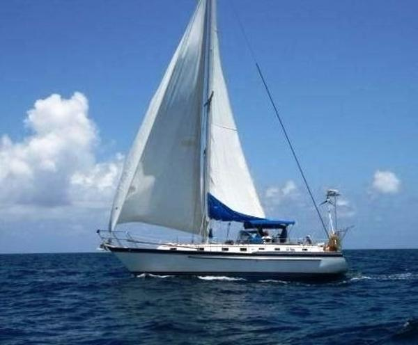 "Endeavour 40 Sloop ""Wanderlust"" - What it's All About!"