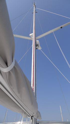 Sail Boom & Mast