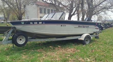 Sea Nymph GLS 175