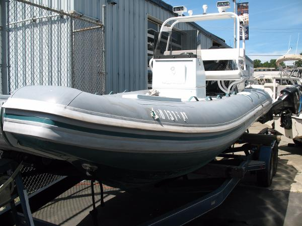 Nautica International Rib 20 Cat