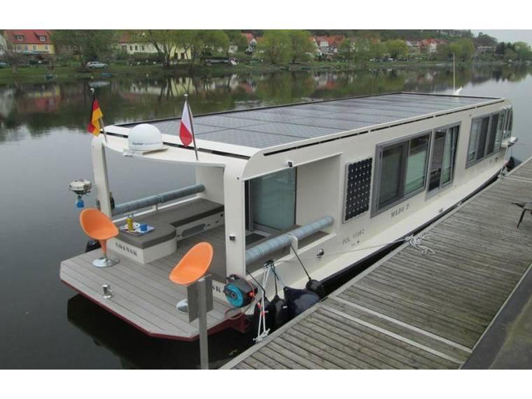 Keine Angabe keine Angabe Hausboot Wohnschiff