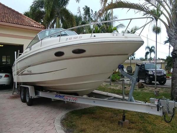 Sea Ray 280 Sun Sport Starboard Profile