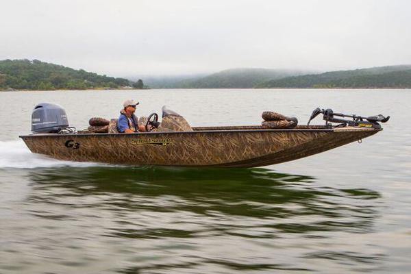 G3 Boats Sportsman 19 Camo Manufacturer Provided Image