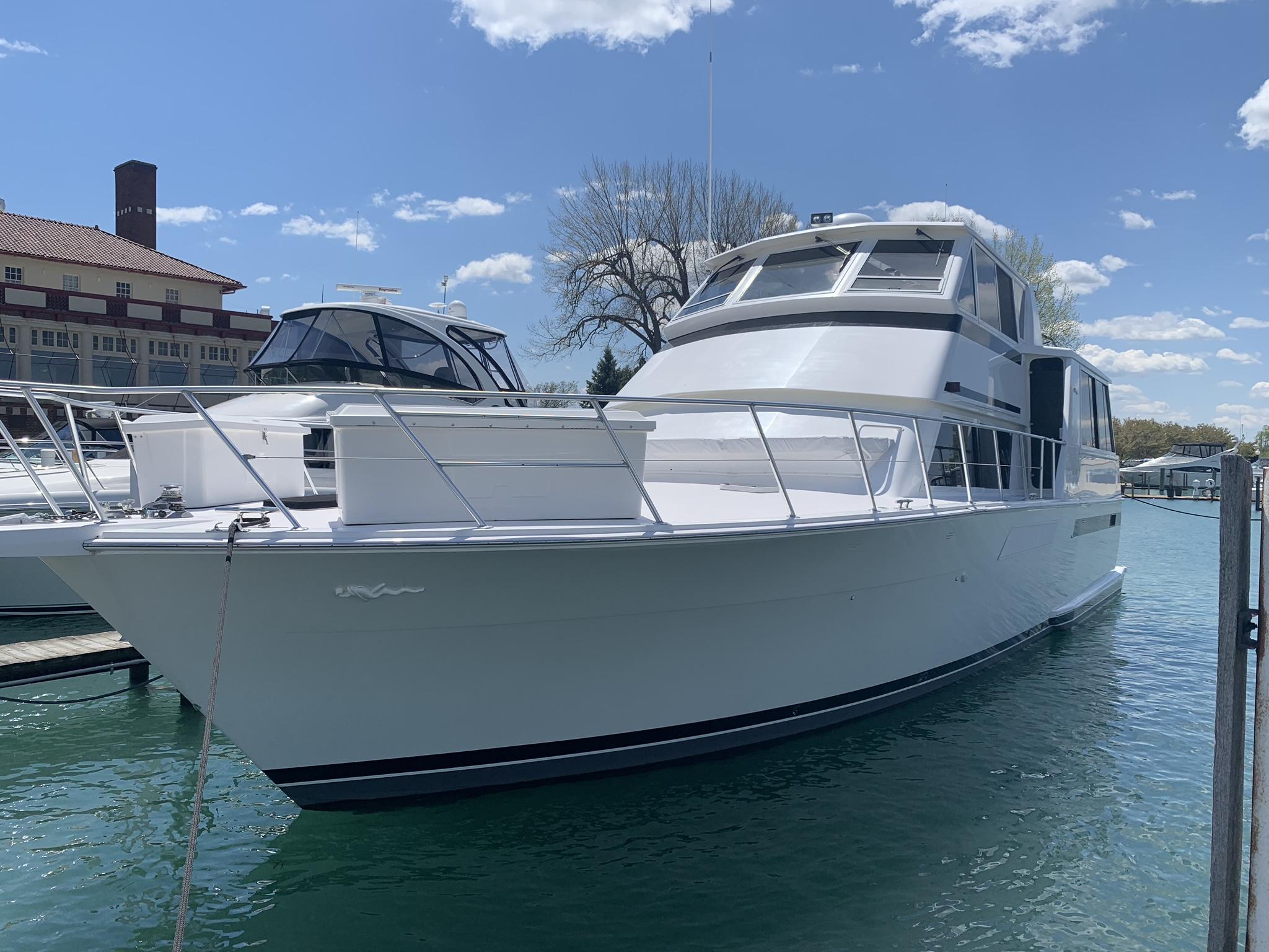 Viking 54 Motor Yacht Viking 54 Main