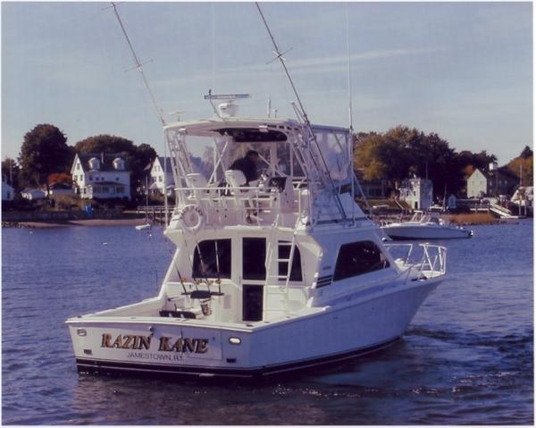 Blackfin 38 Convertible