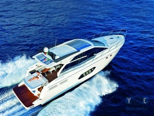 Absolute 55 Sport Yacht Adsız