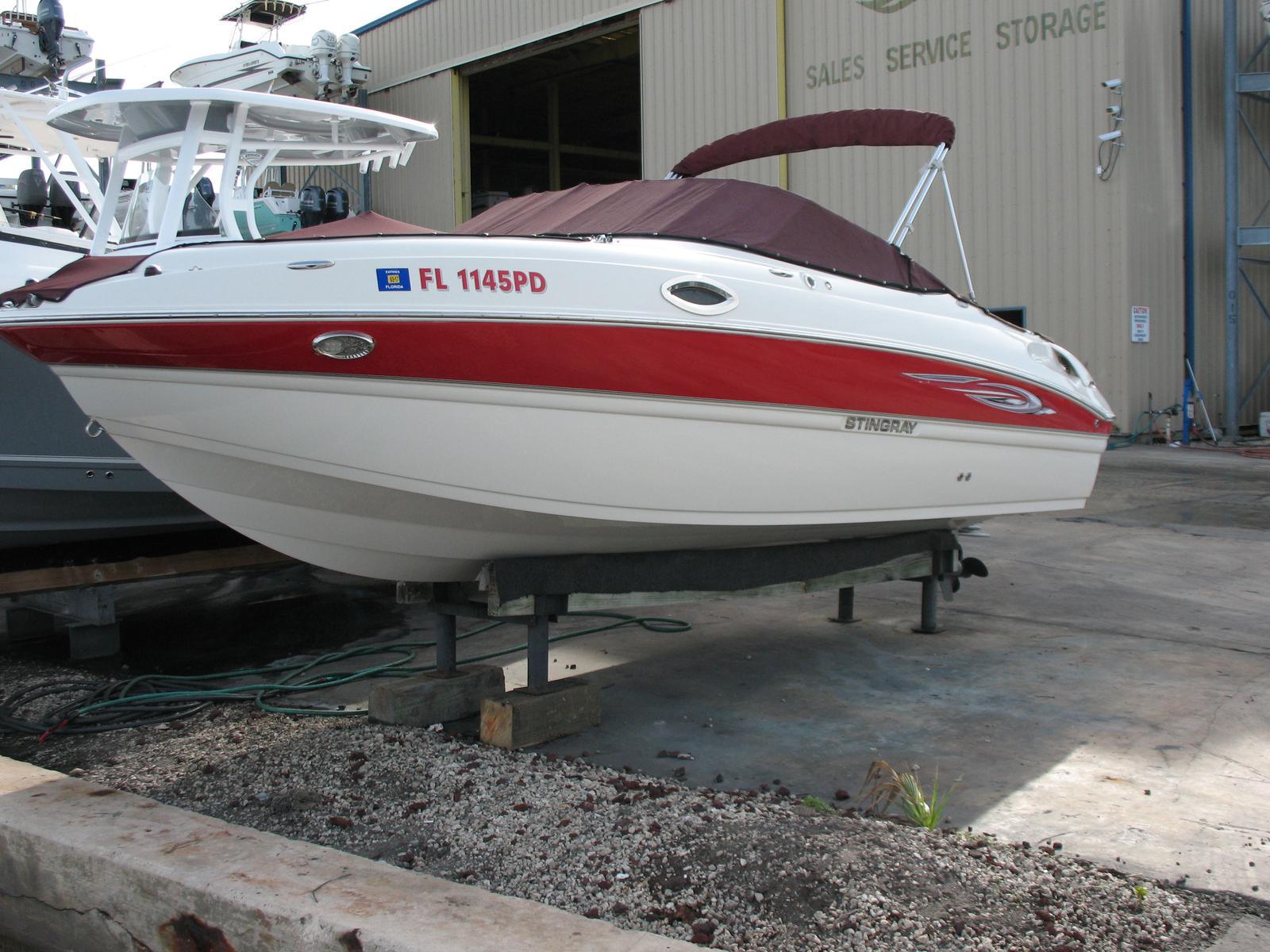 Stingray 215LR