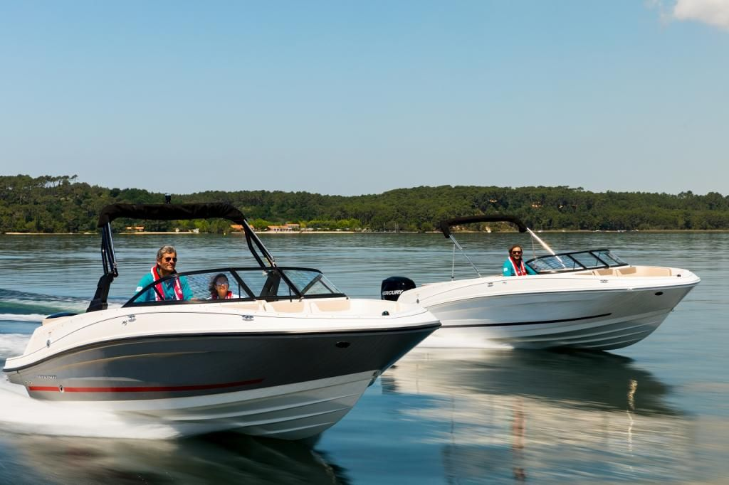 Bayliner VR6 Open Bowrider  175 PS LAGERBOOT