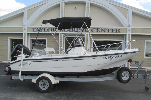 Boston Whaler 160 Dauntless