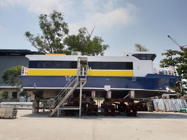 Aluminum Cruiser BV LIGHT SHIP