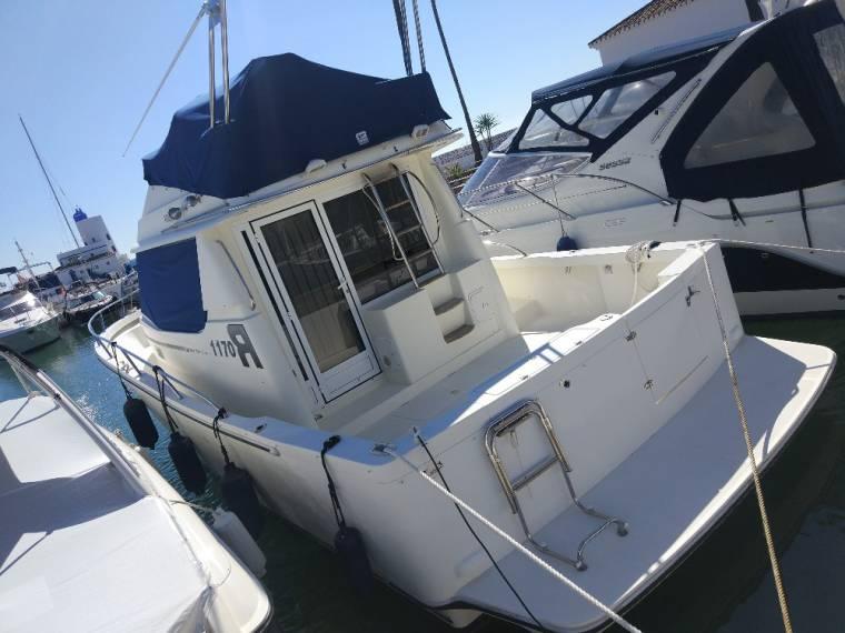 Rodman Polyships Rodman 1170 Fish&Cruiser
