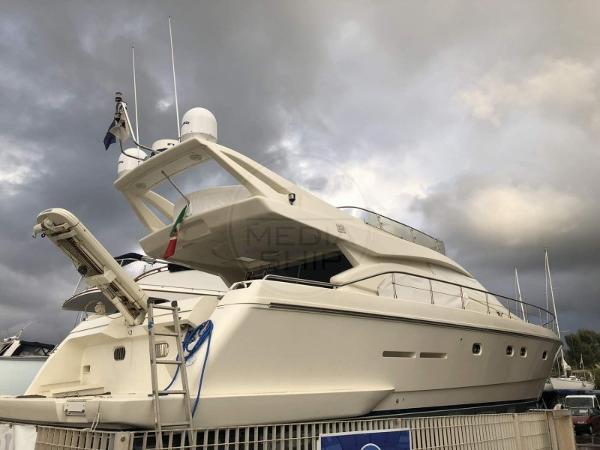 Ferretti Yachts 53 FERRETTI - FERRETTI 53 - exteriors