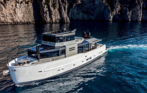 Arcadia Yachts A 85s