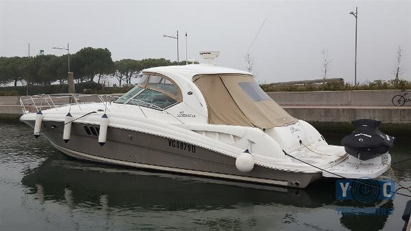 Sea Ray 460 Sundancer content