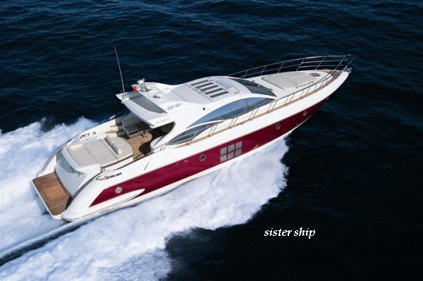 Azimut 68S Azimut 68s Sailing