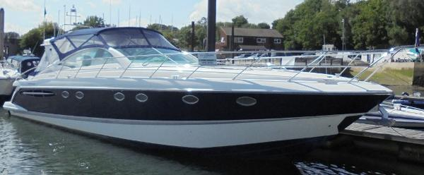 Fairline Targa 52 Fairline Targa 52 - Overall 1