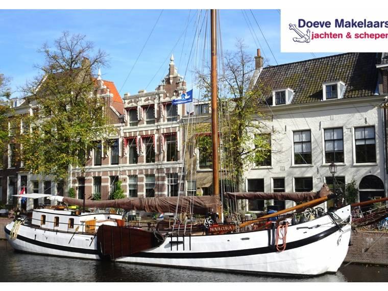 Dutch sailing tjalk 24.65 with TRIWV