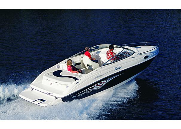 Rinker 232 Captiva Cuddy Manufacturer Provided Image
