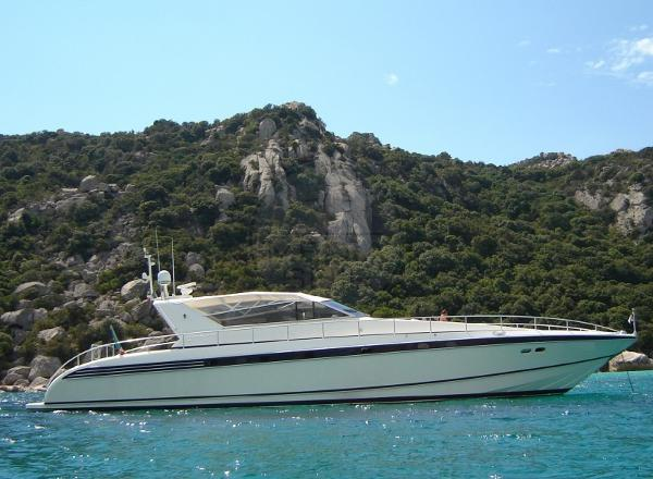 Custom Cantiere Navale Arno Leopard 23M Sport CANTIERE NAVALE ARNO - LEOPARD 23M SPORT - exteriors
