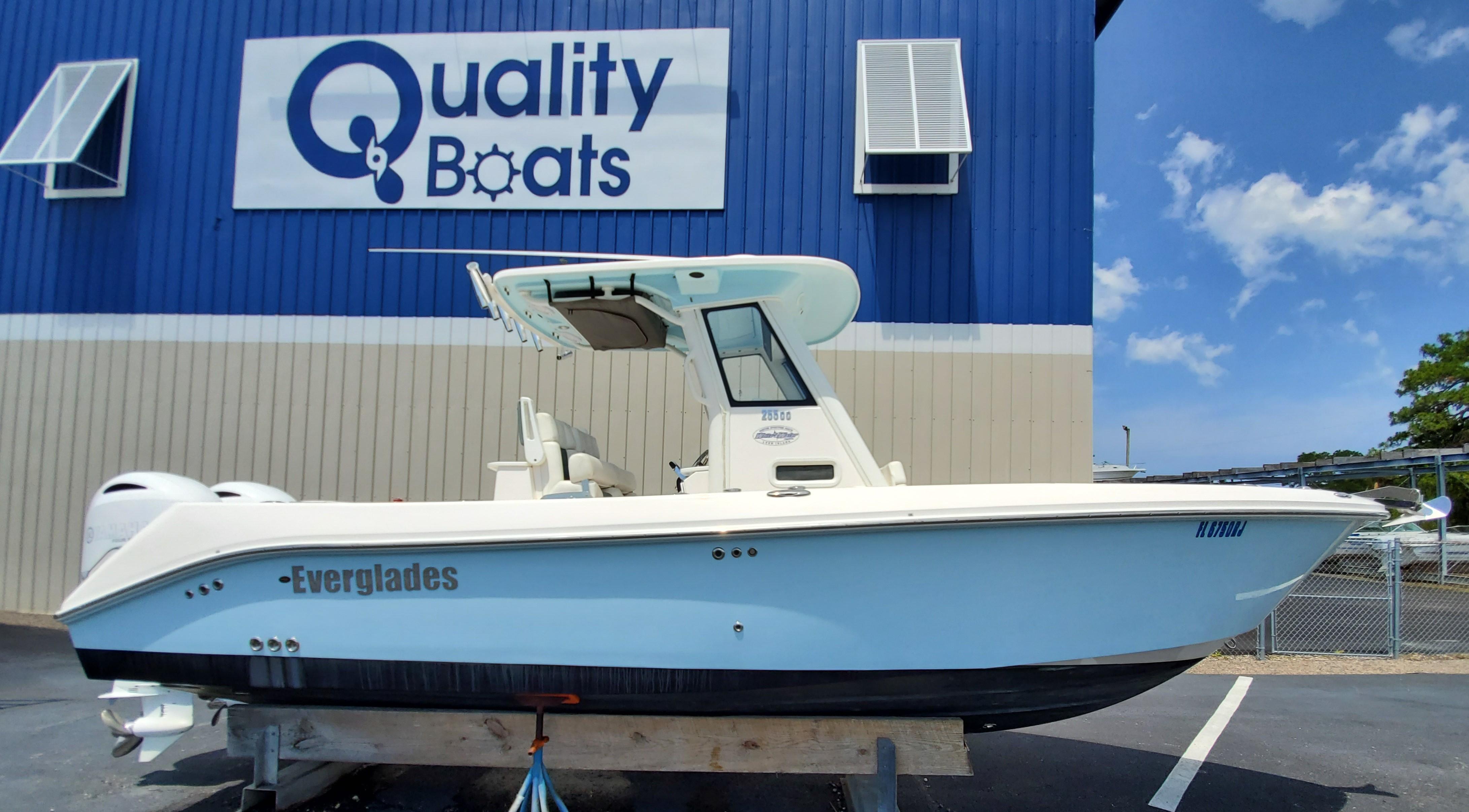 2014 Everglades 255CC, Englewood Florida - boats.com