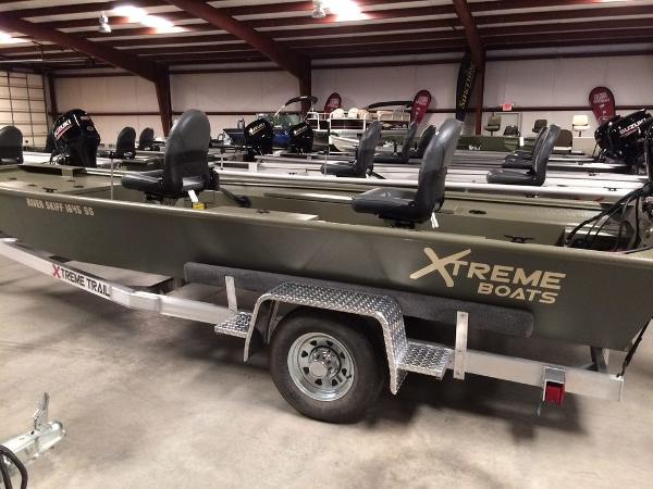 Xtreme RIVER SKIFF 1645SS