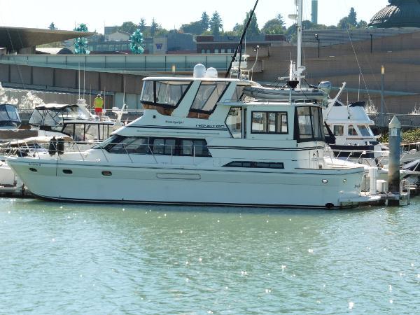 Novatec Cockpit Motor Yacht
