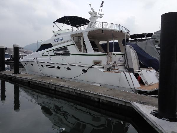 Johnson 58 Yacht Fisher