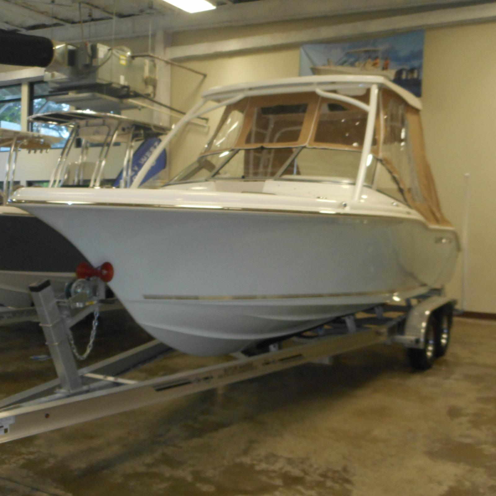 Key West Boats, Inc. 239DFS