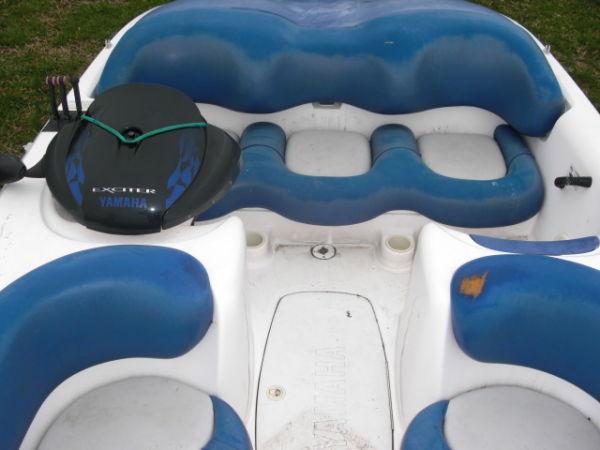 Bench Seat Aft