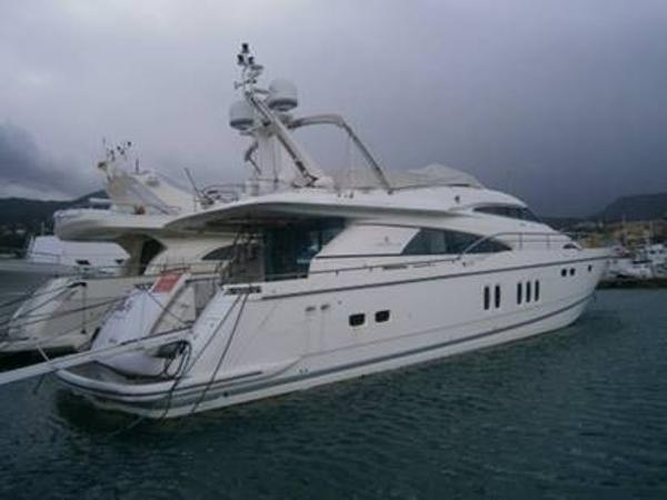 Fairline Squadron 74 Fairline Squadron 74 2006