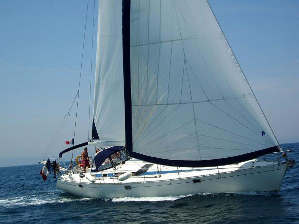 Beneteau Oceanis 500 Owners version