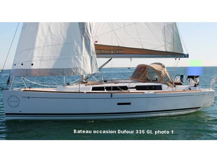 Dufour Yachts Dufour 335 Grand Large