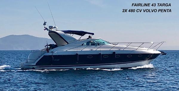 Fairline Targa 43 FAIRLINE 43 TARGA