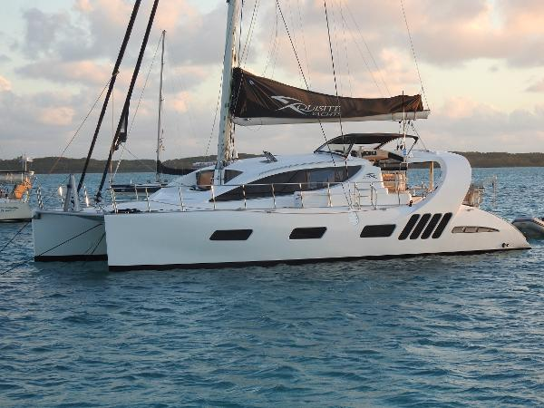 Xquisite Yachts X5 Sail Hull 002