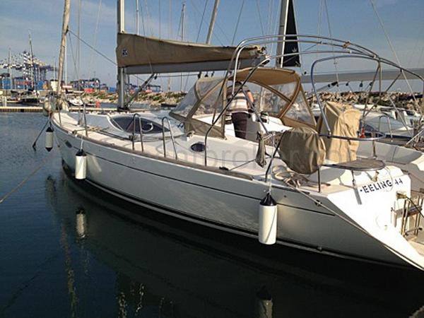 Alliaura Feeling 44 Q AYC Yachtbroker - Feeling 44 Q