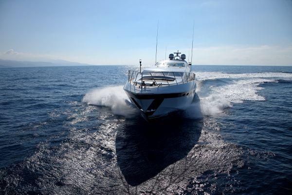 Mangusta 105 - cruising 8