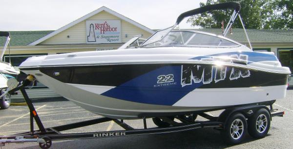 Rinker 220 Captiva MTX