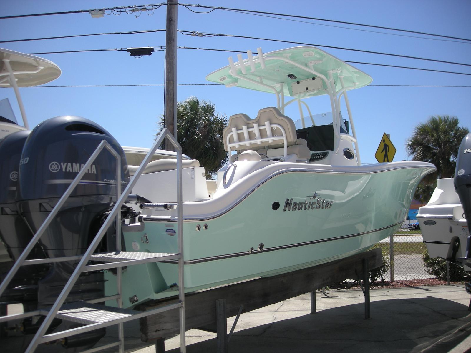 Nautic Star 2602 Legacy