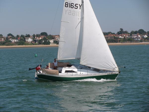 Conquest Boats 23 Conquest 23