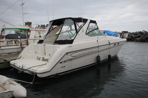 Maxum Sun Cruiser 3900