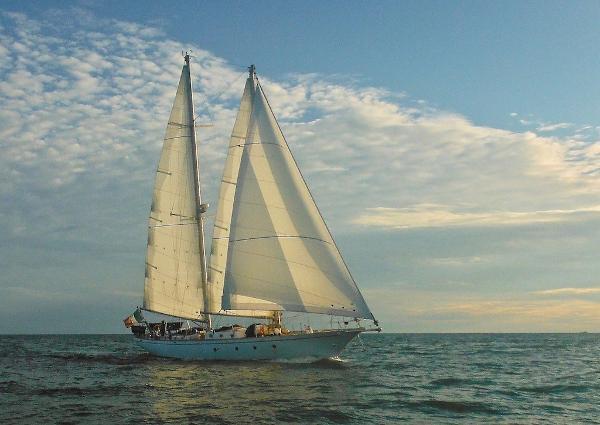 Schooner 21.7m Spirit of Oysterhaven