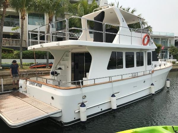 Clipper Motor Yachts 48