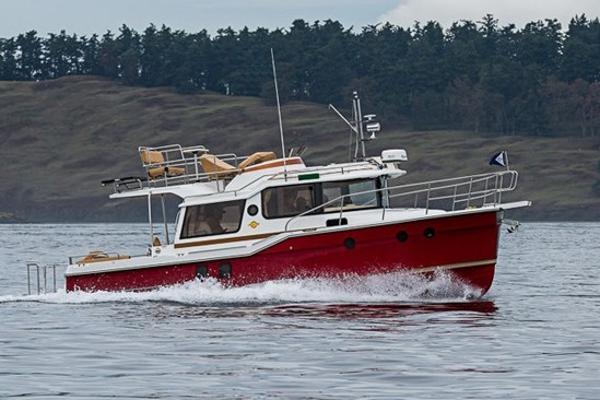 Ranger Tugs R-29 CB Manufacturer Provided Image