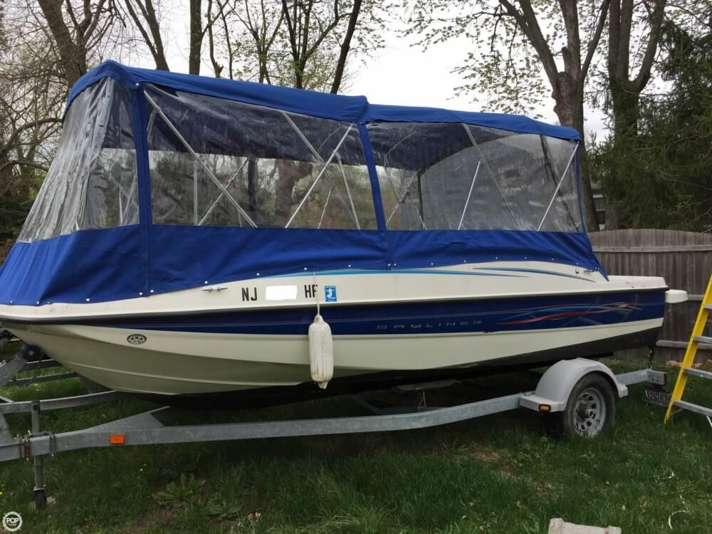 Bayliner 197 Deck Boat 2006 Bayliner 197 SD for sale in Mount Holly, NJ