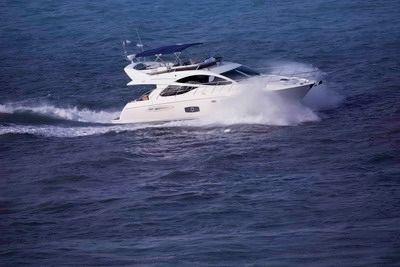 Hansheng Yachts Gallop 53 Running Shot