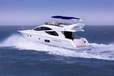 Hansheng Yachts Gallop 53 Side View